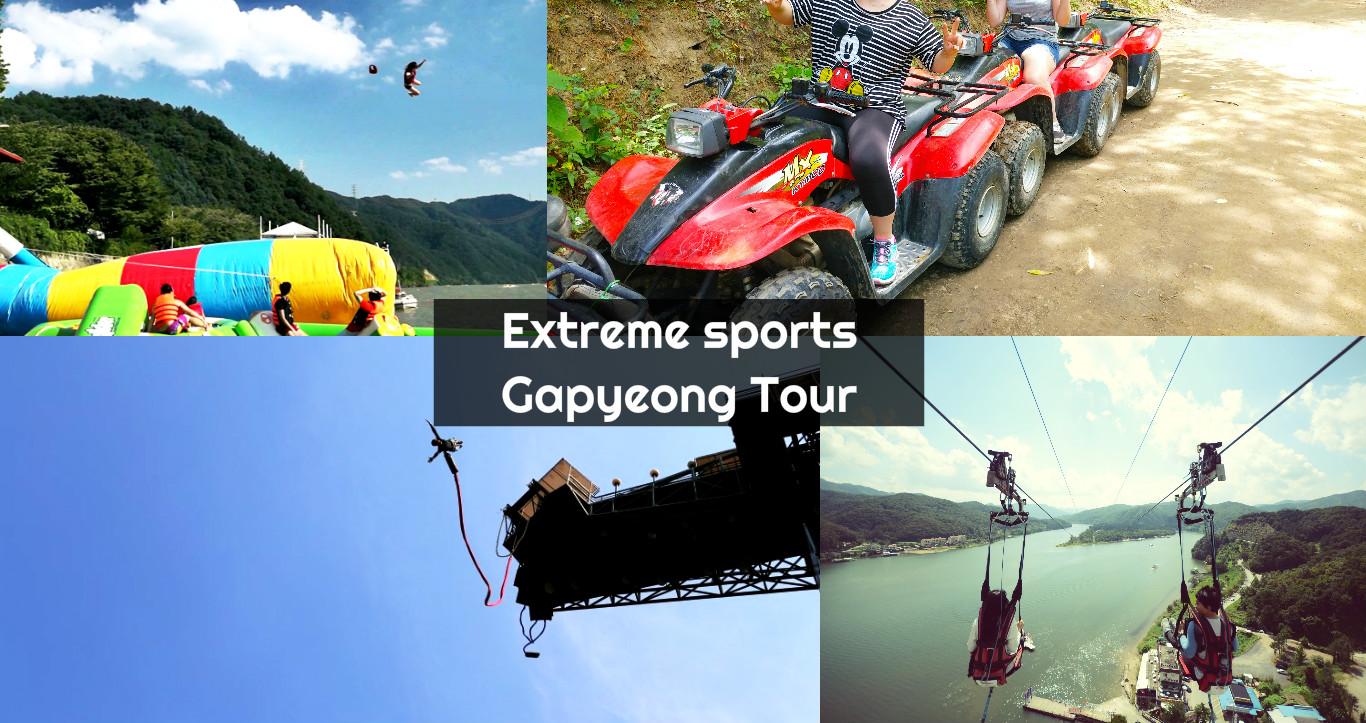 extreme sport gapyeong
