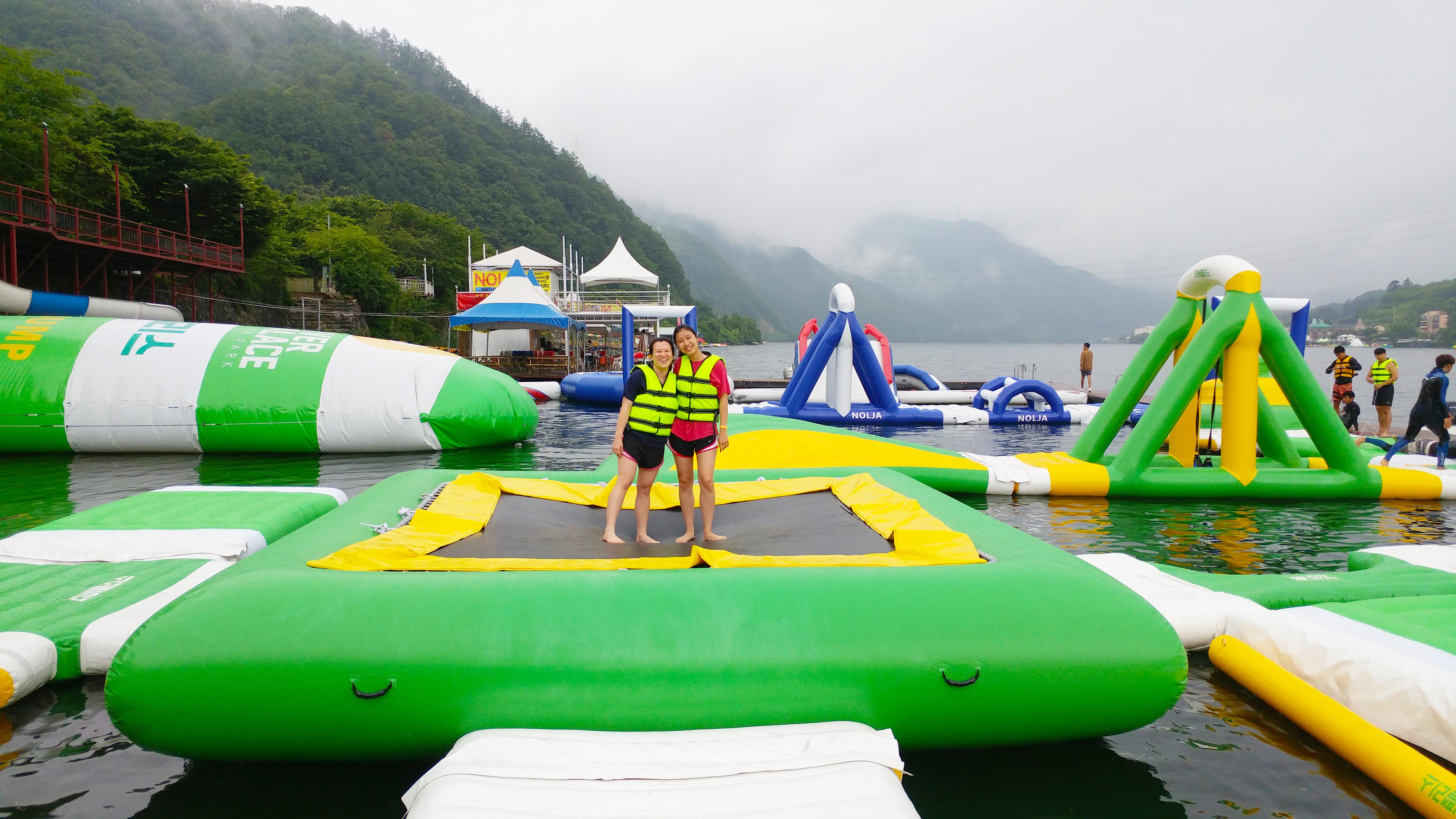 Korea Water Sports Tour